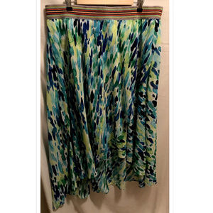 Size XL Melissa Paige High Low Skirt